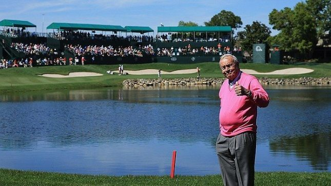 Is skipping the API a slap in the face to Arnie's legacy?