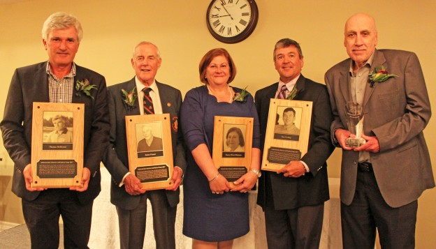 Ontario Golf Hall of Fame welcomes 2017 inductees