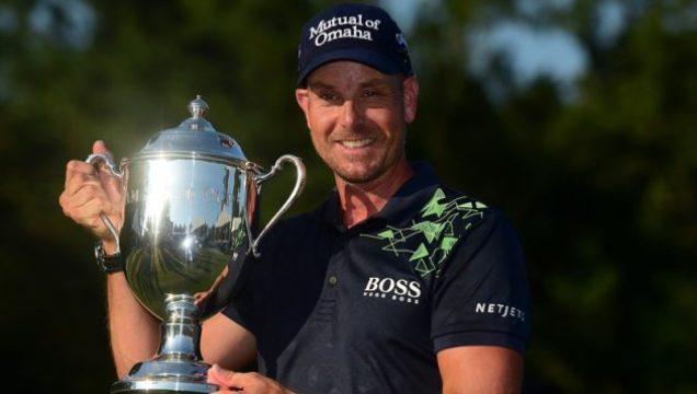 Henrik Stenson wins Wyndham Championship; David Hearn out of playoffs