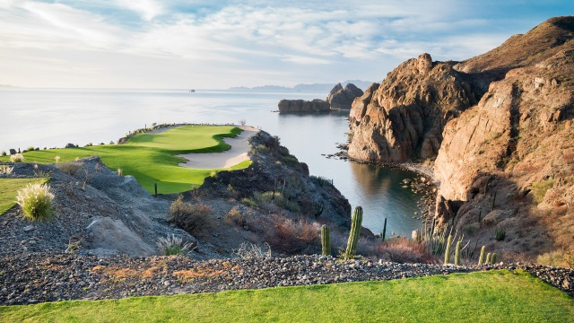 Danzante Bay Golf Club opens on the Baja coast