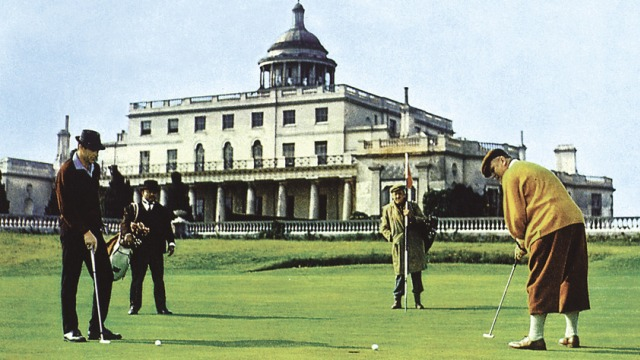 Work underway to complete course renos at Stoke Park