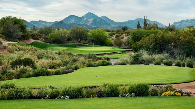 Places to Play: Cholla Course, We-Ko-Pa Resort, Fort McDowell, AZ