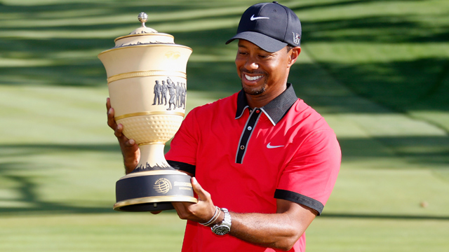 Is this the week Tiger gets back in the winner's circle?