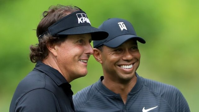 Should Tiger and Phil be on the Ryder Cup team?