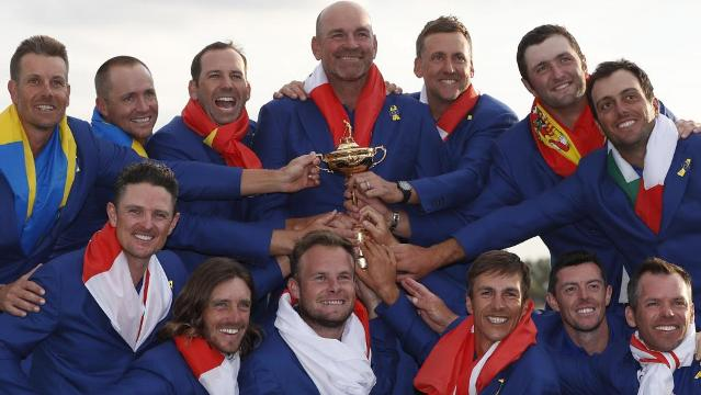 What went wrong for the Americans at the Ryder Cup?