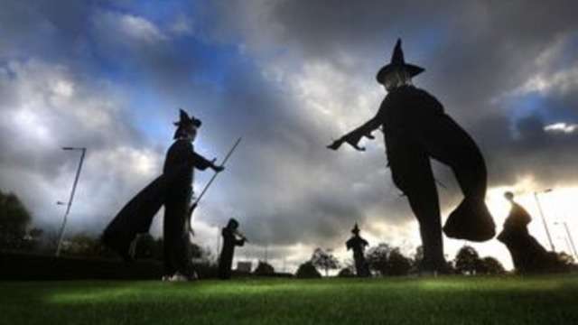It's Halloween. What's the scariest shot in golf?