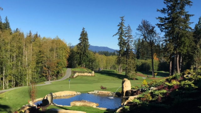 New Campbell River GC delivers excitement on and off the course