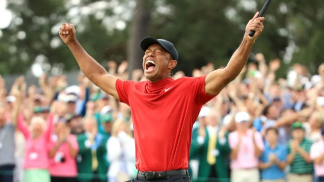 Was this latest Masters victory Tiger's greatest win?