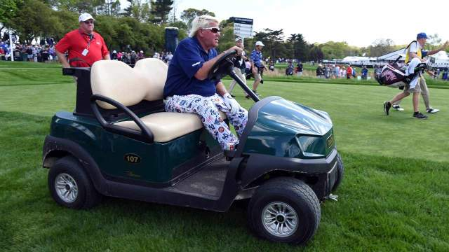 Should John Daly get a cart for the Open Championship?