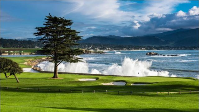 US Open trophy and history on the line at Pebble Beach