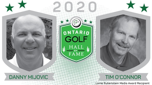 Ontario Golf Hall of Fame announces Class of 2020