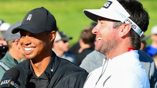 Shag Bag: Tiger 4-putts, Palmer 5-chips, golfer chased by a goose