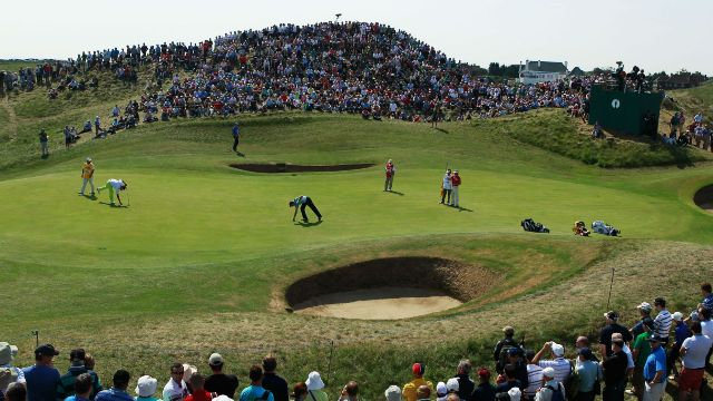 Open Championship still on for now according to the R&A