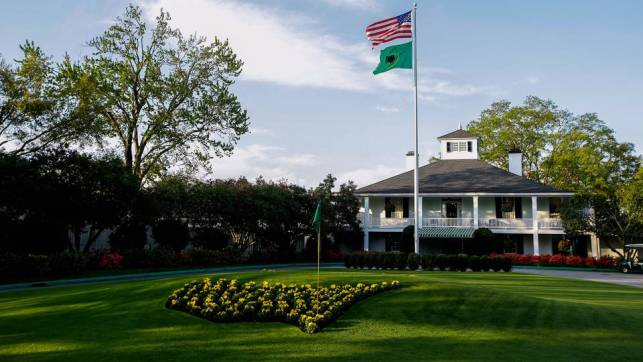 Augusta National GC postpones The Masters due to Covid-19 pandemic