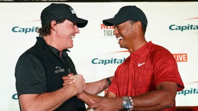 Another Tiger-Phil match is on. How can they make this one better?