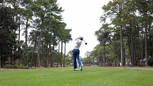 How to hit more fairways; 4 experts demonstrate their secrets to consisitency