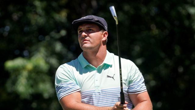 Will bulking up become a trend on the PGA Tour?