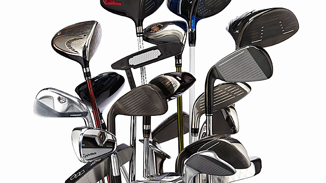 The Rules of Golf limit you to a maximum of 14 clubs. But why?