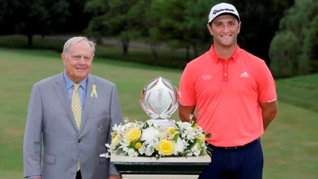 Jon Rahm wins Memorial, moves to World #1. But can he stay there?