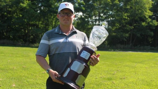 Cougar Collins wins Ontario Amateur Championship at Otter Creek