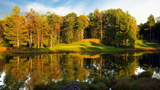 The best par-3 holes in Muskoka