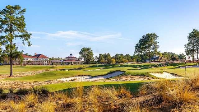 USGA Announces Plans for Golf House, Test Center and 5 U.S. Opens at Pinehurst