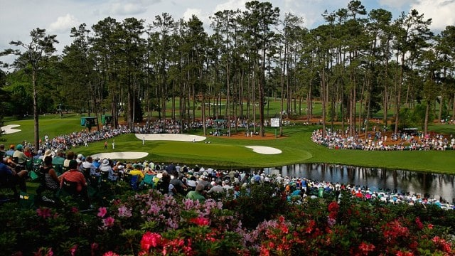 What changes would you make to Augusta National?