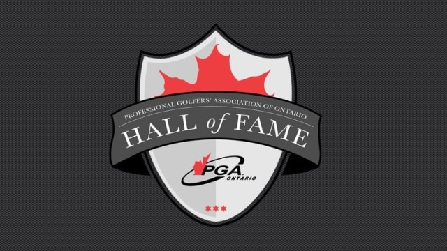 PGA of Ontario establishes Hall of Fame