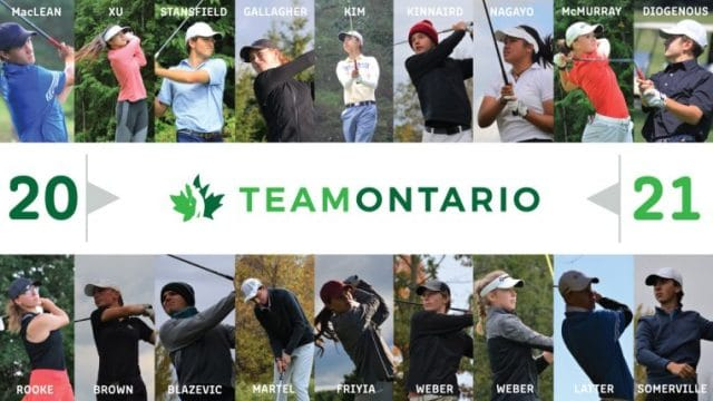 Team Ontario welcomes many new faces for 2021