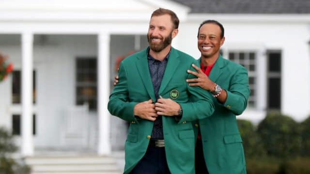 Dustin Johnson wins Masters; Canadian Corey Conners posts Top 10 finish