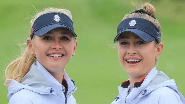 The Korda sisters, video replay and the next Tiger Woods