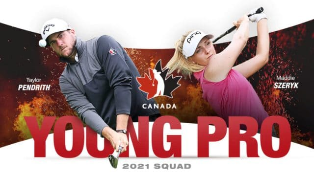 Golf Canada names 10 athletes to 2021 Team Canada Young Pro Squad