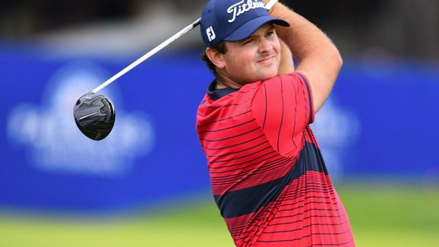 Let's celebrate Groundhog Day with another Patrick Reed controversy