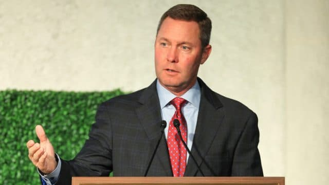 USGA names former LPGA Commissioner Mike Whan as its new CEO