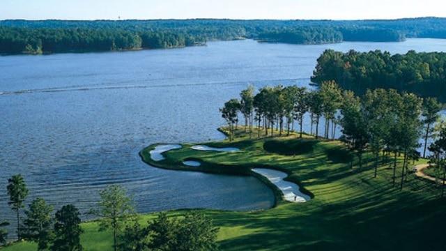 Play the Georgia Golf Trail