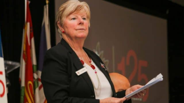Golf Canada Annual Meeting concludes with Liz Hoffman elected as 116th President