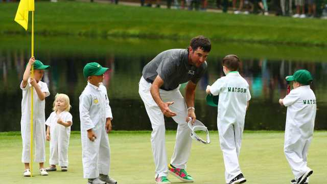 Masters Par-3 contest cancelled again this year