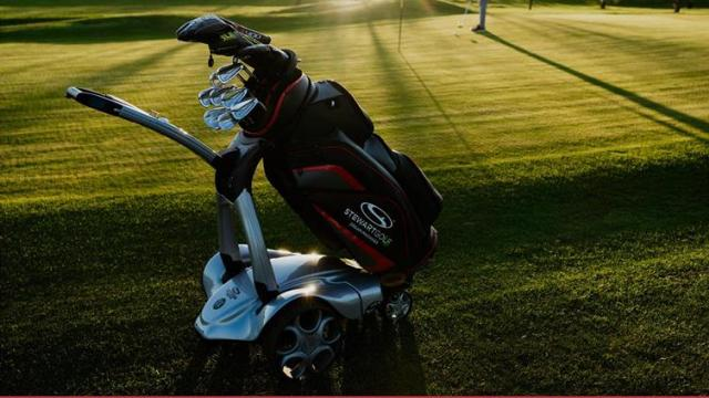 Stewart Golf launches X10 trolley in both Follow and Remote models