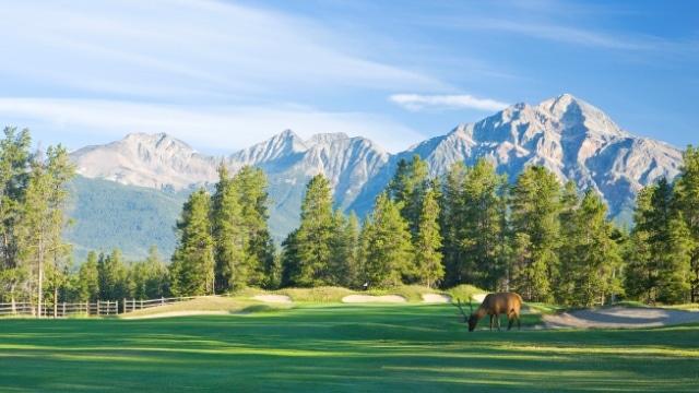 A visit to Rocky Mountain classic Jasper Park Lodge