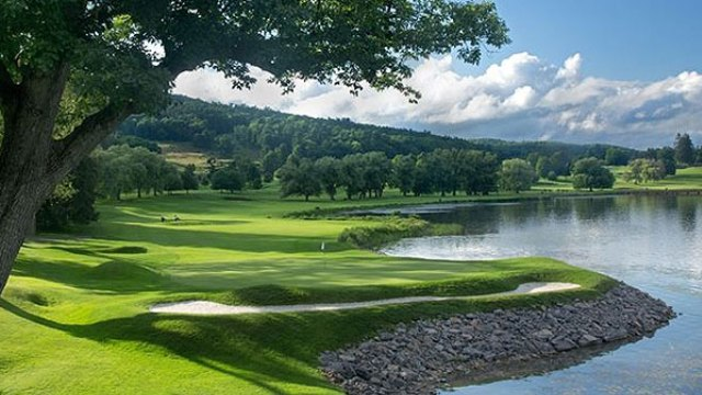Let's play ball: Golf and baseball make a perfect combination at Cooperstown