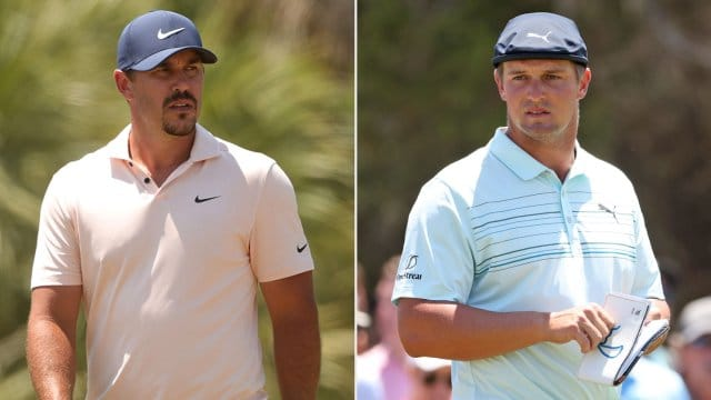 Is the Brooks-Bryson feud good for the PGA Tour?