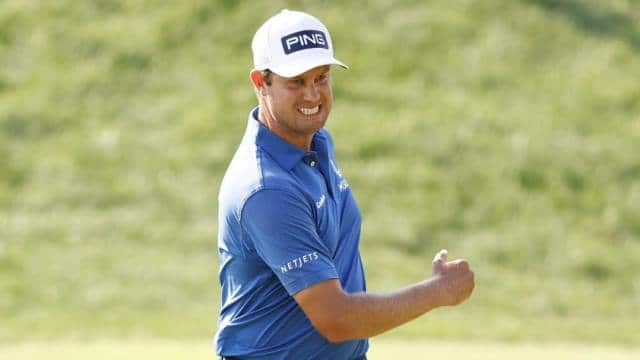 Harris English wins Travelers Championship after 8-hole playoff