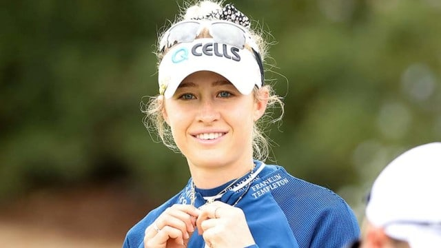 Is Nelly Korda the new face of the LPGA?
