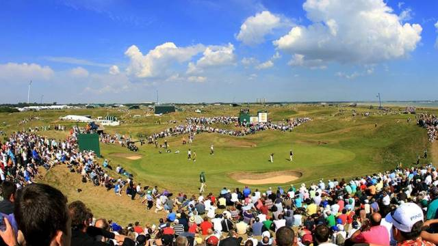 R&A announces up to 32,000 fans per day will be allowed at Open Championship