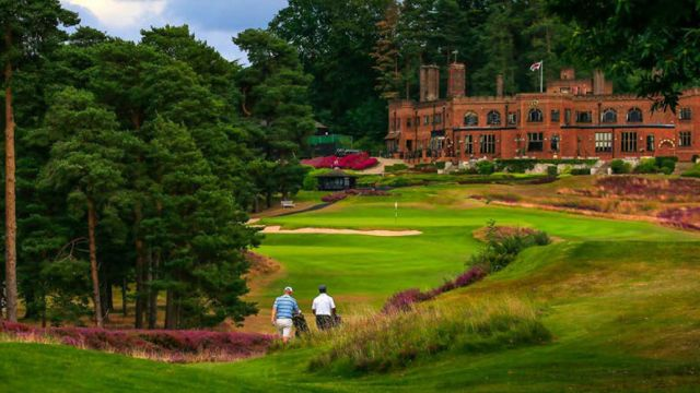 Exquisite England: London area features some of Britain's best golf