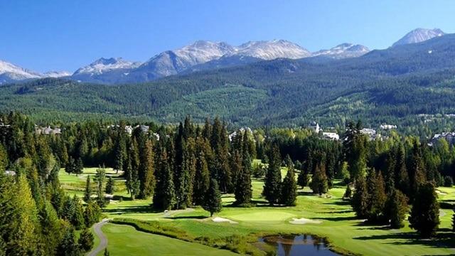 Whistler, BC:  A Gold Medal Destination