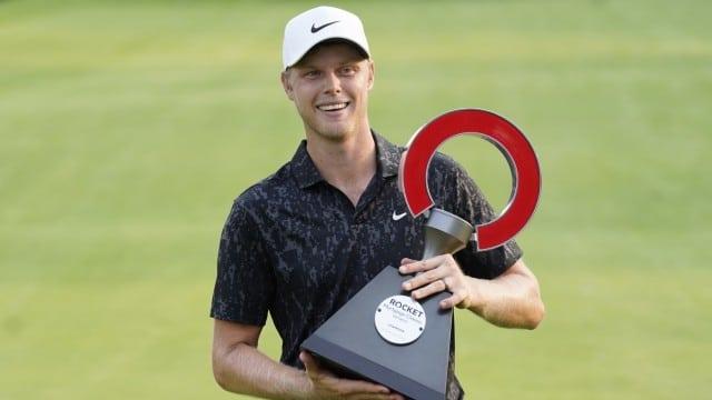 Australian Cam Davis nabs first PGA Tour win at Rocket Mortgage Classic