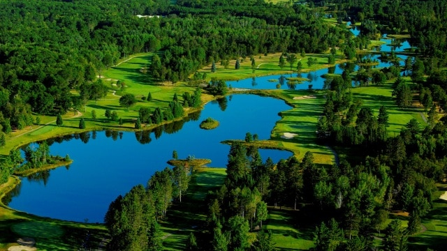 Gaylord, Michigan is a Mecca for exceptional golf