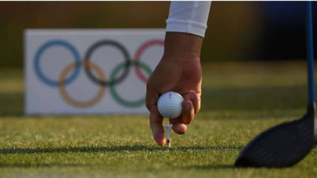 There's not much 'team' in Olympic golf