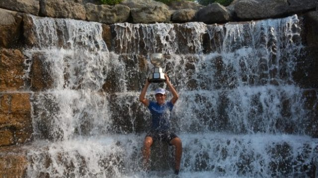 James Newton (Royal Ottawa) captures Ontario Junior Boys Championship